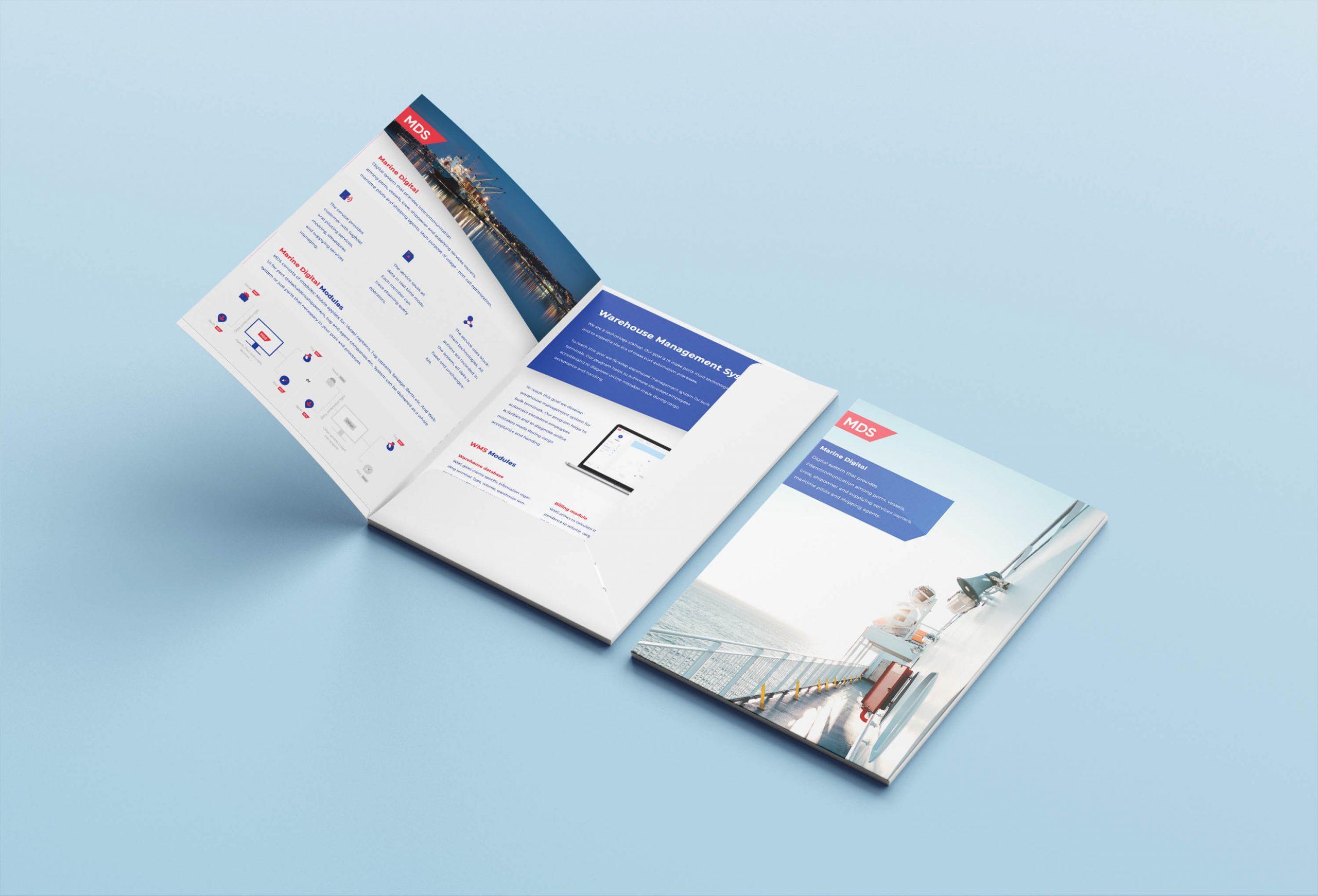 Marine Digital Systems – Brochure