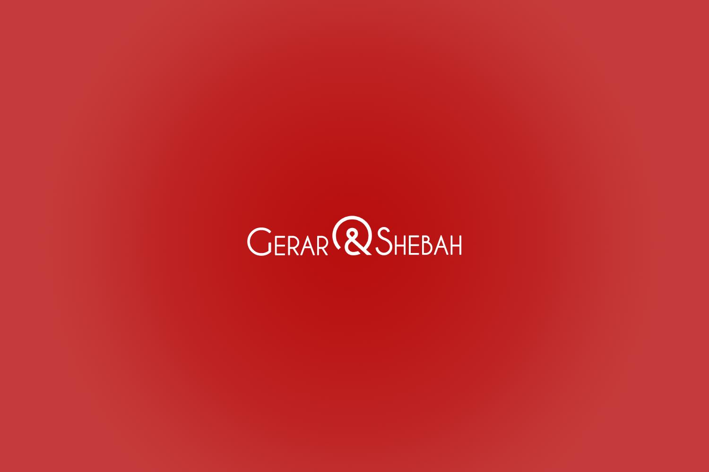 Gerar & Shebah – Logo Design
