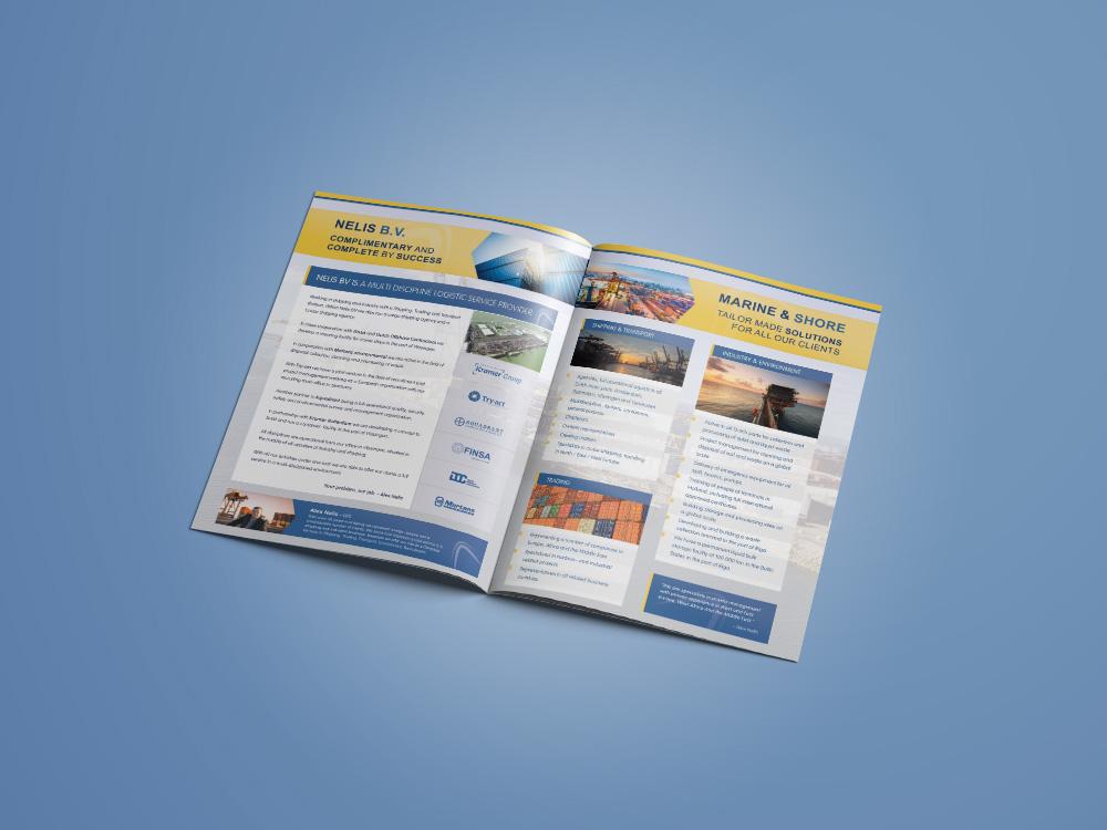 Nelis B.V. – Brochure