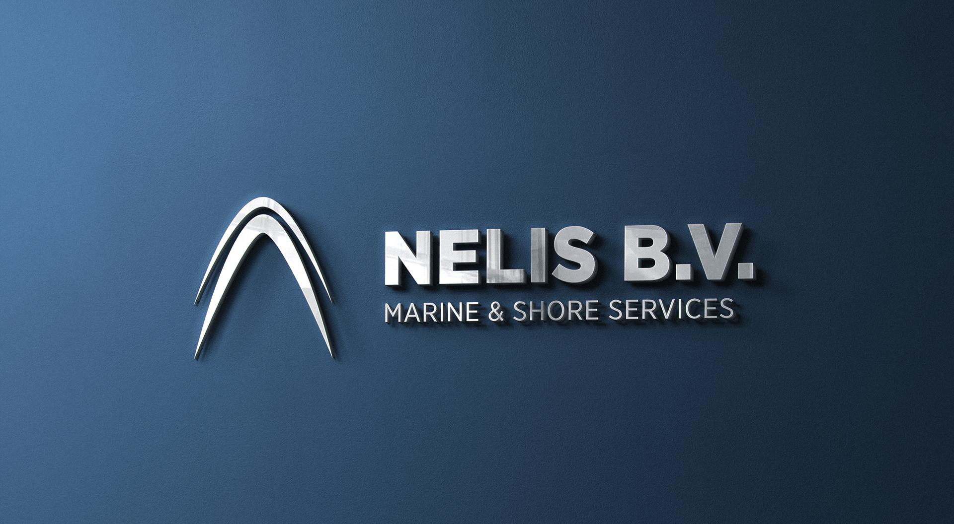 Nelis BV – Logo Design / Impression
